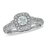 Diamond Engagement Rings 019 600x600