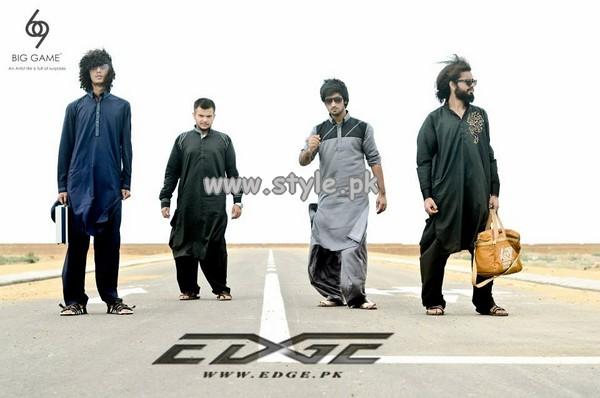 Edge Kurta Shalwar Collection 2013 For Eid 003