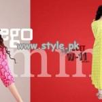 Ego Casual Wear Dresses 2013 For Women 002
