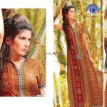 Eiza Collection Lawn 2013 by UA Textile for Women 010