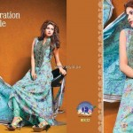 Eiza Collection Lawn 2013 by UA Textile for Women 014