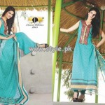 Eiza Eid Lawn Collection 2013 by UA Textiles 001