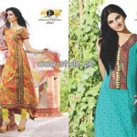 Eiza Eid Lawn Collection 2013 by UA Textiles 002