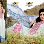 Eiza Eid Lawn Collection 2013 by UA Textiles 006