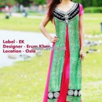 Erum Khan Party Wear Collection 2013 For Summer 004