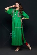 FSN Dress Line Eid Collection 2013 for Women and Girls 003