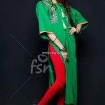 FSN Dress Line Eid Collection 2013 for Women and Girls 005