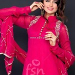 FSN Dress Line Eid Collection 2013 for Women and Girls 011