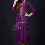FSN Dress Line Eid Collection 2013 for Women and Girls 012