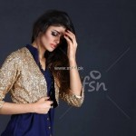 FSN Dress Line Eid Collection 2013 for Women and Girls 013