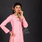 FSN Dress Line Eid Collection 2013 for Women and Girls 015