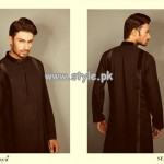 Fahad Hussayn Couture Eid Collection 2013 For Men 001