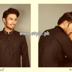 Fahad Hussayn Couture Eid Collection 2013 For Men 002