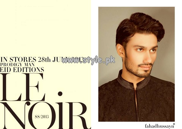 Fahad Hussayn Couture Eid Collection 2013 For Men 003