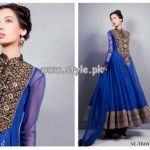 Fahad Hussayn Couture Eid Dresses 2013 For Girls 001