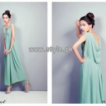 Fahad Hussayn Couture Eid Dresses 2013 For Girls 004