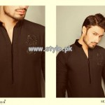 Fahad Hussayn Couture Eid Dresses 2013 For Men 004