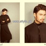Fahad Hussayn Couture Eid Dresses 2013 For Men 006