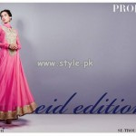 Fahad Hussayn Couture Eid Dresses 2013 For Women 010