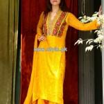 Ferozeh Eid Dresses 2013 For Women 007
