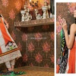 Firdous Eid Collection 2013 for Women and Girls 010