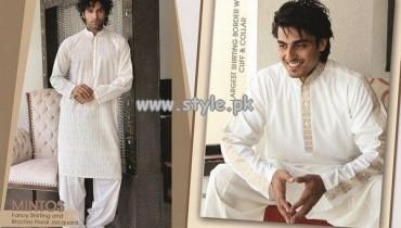 Grace Fabrics Eid Collection 2013 For Men 006