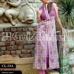 Gul Ahmed Embroidered Lawn Eid Collection 2013 For Women 004