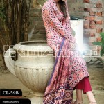 Gul Ahmed Embroidered Lawn Eid Collection 2013 For Women 005