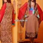 Haqida Kiyani Eid Dresses 2013 For Women 007