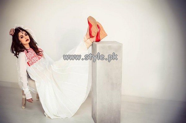 Inaaya Celestial Collection 2013 For Girls 002