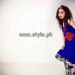 Inaaya Celestial Collection 2013 For Girls 003