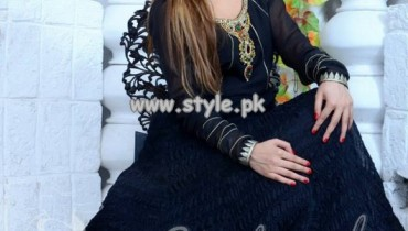 Jhilmil Party Wear Dresses 2013 For Summer 010