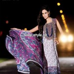 Jubilee Cloth Mills Eid Collection 2013 For Women 001