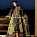 Jubilee Cloth Mills Eid Dresses 2013 For Women 008