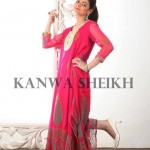 Kanwal Sheikh Eid Collection 2013 For Women 001