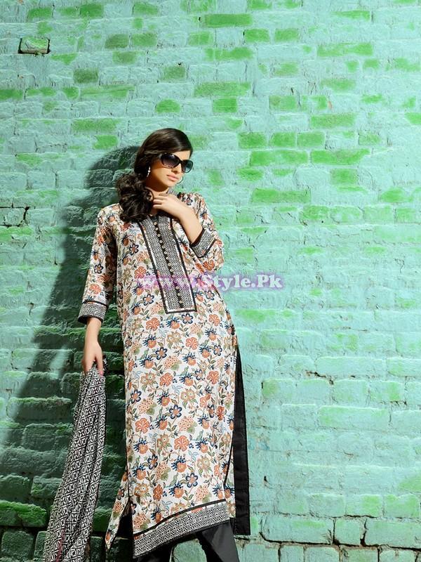 Khaadi Lawn Eid Collection 2013 Volume 2