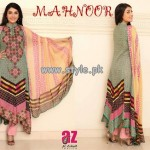 Mahnoor Eid Collection 2013 by Al-Zohaib Textile 001