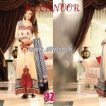 Mahnoor Eid Collection 2013 by Al-Zohaib Textile For Women 008