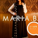 Maria B Embroidered Dresses 2013 For Eid 002
