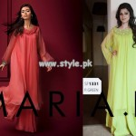 Maria B Embroidered Dresses 2013 For Eid-Ul-Fitr 006