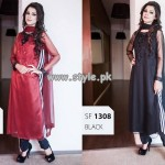 Maria B Embroidered Dresses 2013 For Eid-Ul-Fitr 008