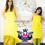 Maria B Embroidered Dresses 2013 For Eid-Ul-Fitr 009