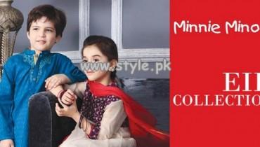 Minnie Minors Eid Dresses 2013 For Kids 005