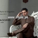 Nabeel And Aqeel Kurta Shalwar Collection 2013 For Eid 004