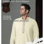 Nabeel And Aqeel Kurta Shalwar Collection 2013 For Men 005
