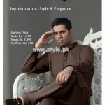 Nabeel And Aqeel Kurta Shalwar Collection 2013 For Men 007