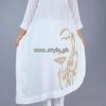 Nida Azwer Eid Collection 2013 For Summer 004