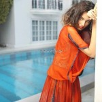 Nida Azwer Party Wear Collection 2013 for Eid 010