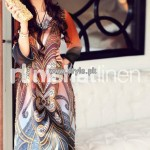 Nishat Linen Digital Print Collection 2013 For Summer 001