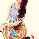 Nishat Linen Digital Print Collection 2013 For Summer 002